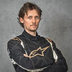 Jakub Grygiel kierowca