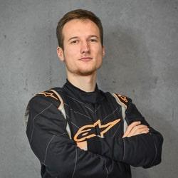 Jakub Kubera kierowca